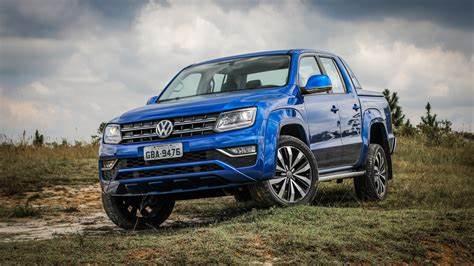 VW Amarok V6 é a picape média mais potente do país, mas também a mais cara!