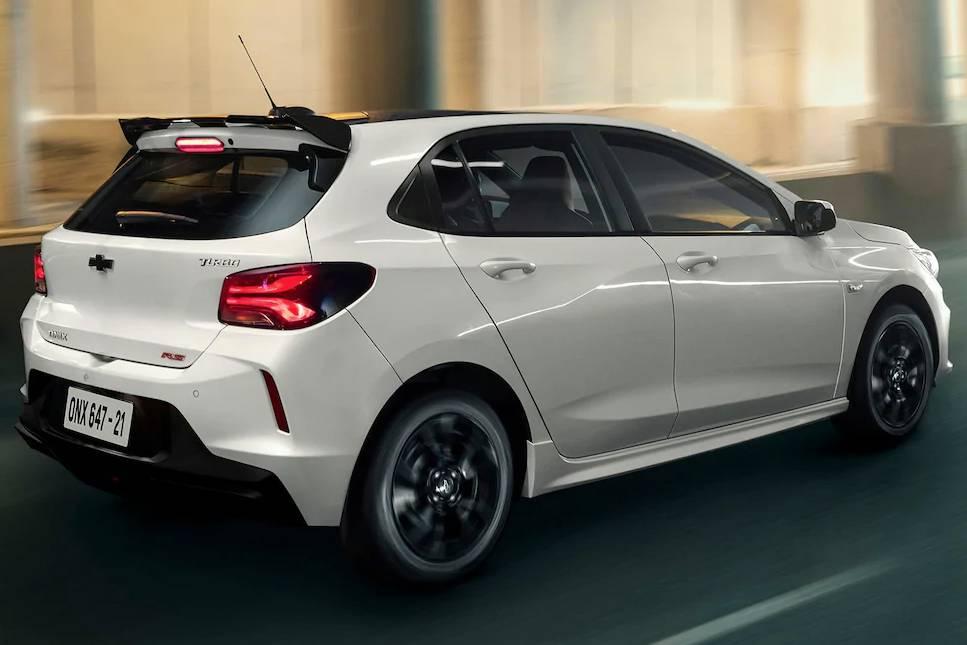 Chevrolet Onix RS é confirmado pela GM