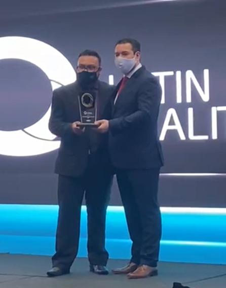 A Furacão é reconhecida Internacionalmente como a Empresa do Ano em 2020 pelo LAQI (Latin American Quality Institute).