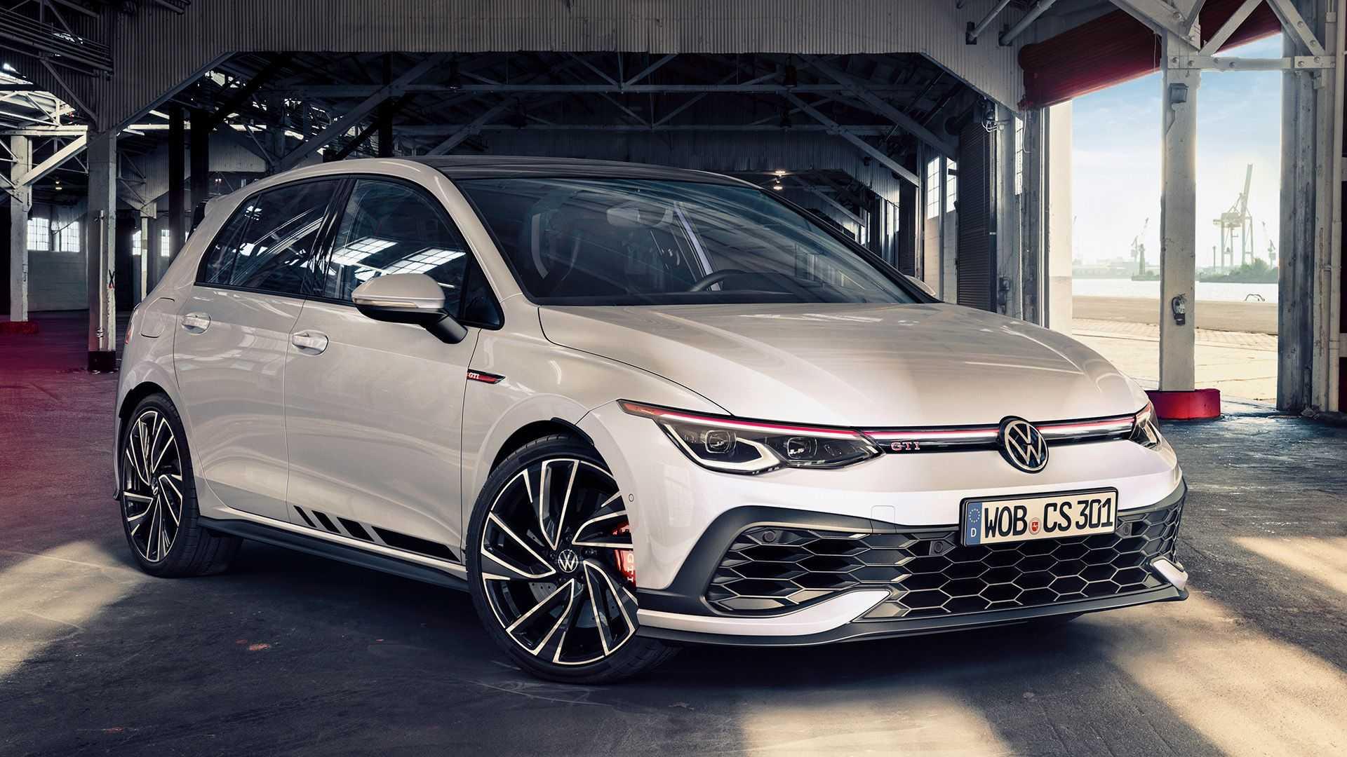 Volkswagen Golf GTI Clubsport 2021 surge com 300 cavalos na Europa